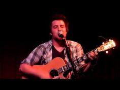 Lee DeWyze-You Don't Know Me- at Hotel Cafe LA