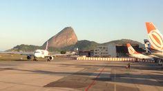 Aeroporto do Rio de Janeiro / Santos Dumont (SDU)