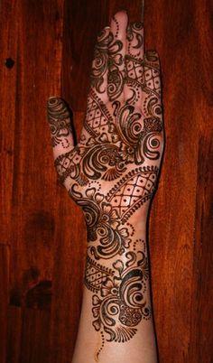 Beautiful Henna And Mehndi Designs
