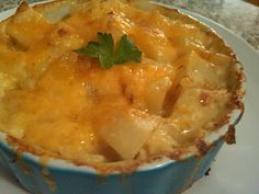 Copycat Bonefish Grill au gratin potatoes...I'll have to make this and see if it is as good as Bonefish's recipe.