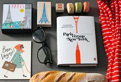 Paris in a Box!  Genius francophile gift idea