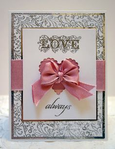 Stampin' Up Affection Collection