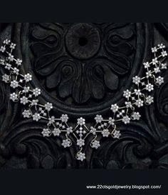 Diamond Jada,Necklace -  Tanishq!