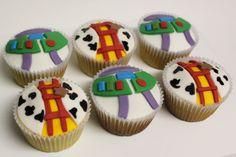 #cupcake #toystory #woody #buzz love it