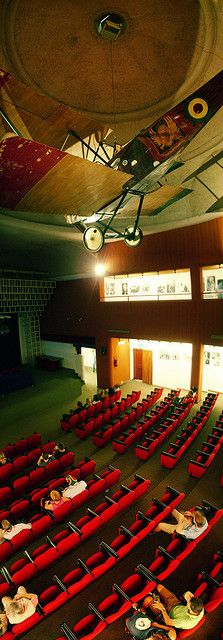 Gabriele d'Annunzio's theatre, Italy