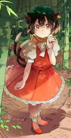 #Anime #AnimeGirl #Touhou