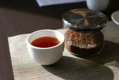 Caffeine Free Herbal Rooibos and Honeybush Tea from Adagio Teas