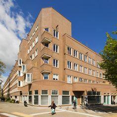 amsterdamse school foto's | Amsterdamse School Architectuur