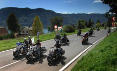 H-D European Bike Week | Faaker See, Austria Harley Davidson History, Carinthia, Austria, Beautiful Places, Europe, Activities, Bikers, Country, Travel