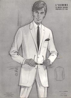 White Patch Pocket Jacket.