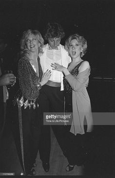 Barry Manilow and Morgan Fairchild February 01 1983