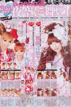 Peinados Japones.
