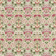 The Original Morris & Co - Arts and crafts, fabrics and wallpaper designs by William Morris & Company | Products | British/UK Fabrics and Wallpapers | Lodden (DARP222524) | Archive II Prints