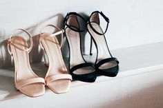 Tacones casuales de moda | Nuevas alternativas de zapatos de temporada