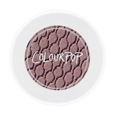 ColorPop Bill shadow:  a muted plum beige with a Matte Finish. He likes long walks on the beach and romantic candlelit dinners.