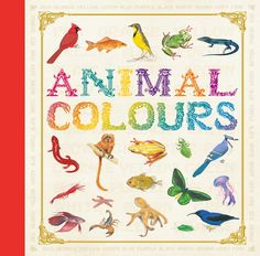 Learn the basics with fun colourful animals! #firstconcept#QED