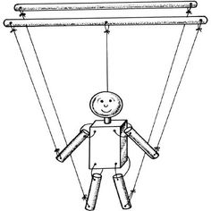 how to make a string puppet - Google Search
