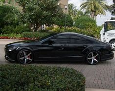 The Fancy Vehicle Mercedes CLS 63 AMG
