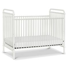 Shopping for baby? Convertible cribs like a 4 in 1 crib grow with your child. Get a white convertible crib or a 4 in 1 convertible crib at buybuyBABY. Need convertible baby cribs? Buy now. Baby Boy Rooms, Baby Cribs, Baby Room, Iron Crib, Vintage Crib, Ikea, Convertible Crib, Traditional Interior, Nursery Furniture