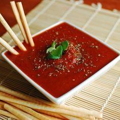 Συνταγή Ντιπ Ντομάτας