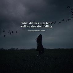What defines us is how well we rise after falling. via (http://ift.tt/2nYWKVq)