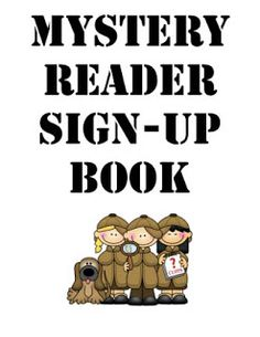 Clutter-Free Classroom: Managing Mystery Readers