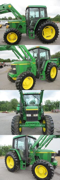 John deere 4940 pitstop pro featurethis allow the farmer to fill john deere 6310 diesel tractor 4 x 4 with cab fandeluxe Image collections