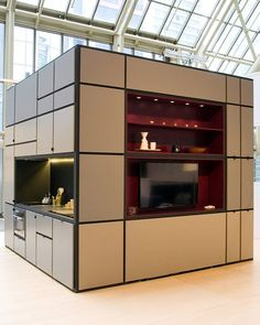 Cubitat: a complete house in one cubical