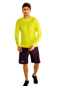Shop for wholesale Neon Yellow Full Sleeve T-Shirts by visiting https://www.clothingdropshipping.com/product/neon-yellow-full-sleeve-t-shirt/