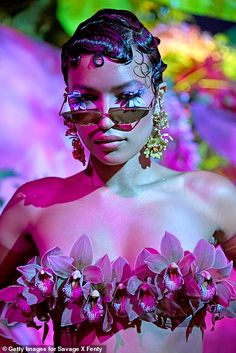 Willow Smith, Fashion Show Makeup, Fashion Beauty, Demi Moore, Paris Hilton, Bella Hadid, Savage, Cara Delevigne, Estilo Madison Beer