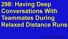 Having deep conversations with teammates during relaxed distance runs. Most of my best friends are on the cross country team. I Hate Running, Running Track, Running Workouts, Running Quotes, Running Motivation, Track Quotes, Running Humor, Breathe In The Air, Runners World