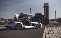 Prior Mercedes-Benz SLS AMG