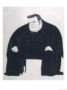 Hilaire Belloc poster
