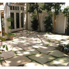 Stone Pavers Design Ideas, Pictures, Remodel, and Decor
