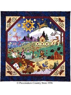 Image result for piecemakers calendar quilts