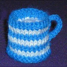 Innocent Smoothies Big Knit Hat Patterns - Mug