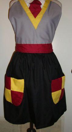 harry potter apron....want