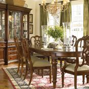 Star Furniture Thomasville Hills of Tuscany Dining $3049. table ...