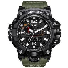 Men Kids Sport Watch Military Dress Smart Fashion Wrist Digital LED Calendar | Jewelry & Watches, Watches, Parts & Accessories, Wristwatches | eBay!