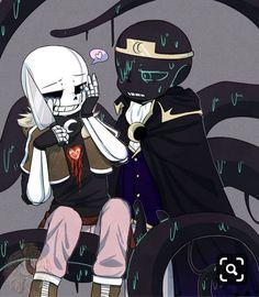 Killer x Nightmare - Empire of the moon Undertale Love, Undertale Ships, Undertale Fanart, Undertale Comic, Wattpad, Dream Sans, Sans Cute, Hamilton Fanart, Empire