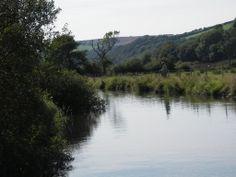River Avon above Venn Weir