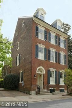 Live in the Alexandria Home of a 1780s First Brigadier General - On the Market - Curbed DC
