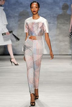 Bibhu Mohapatra Spring 2015 Ready-to-Wear - Collection - Gallery - Look - Style.com
