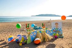 31 Mejores Imagenes De Fiestas Infantiles De Playa Y Piscina Beach