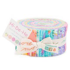 Hi De Ho 40 pcs Jelly Roll22250JR