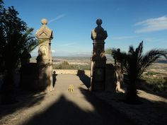 Visita a la Ermita de Bonany (Petra)