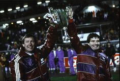 Aberdeen, managed by Alex Ferguson, beat Real Madrid in the European Cup Winners' Cup
