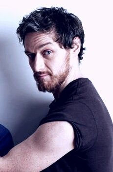 James McAvoy by Jenny Lewis, November 2014 - Close up