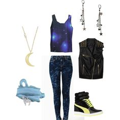 """Infinity on High"" Fall Out Boy inspired outfit"