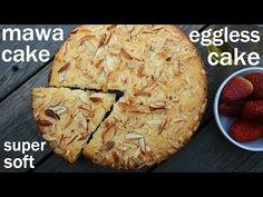 mawa cake recipe | how to make eggless parsi or mumbai mawa cake - YouTube Eggless Cake Recipe Video, Cake Base Recipe, Eggless Recipes, Cooking Recipes, Dried Fruit Cake Recipe, Fruit Cake Recipe Indian, Khoya Recipe, Cooker Cake, Marble Cake Recipes